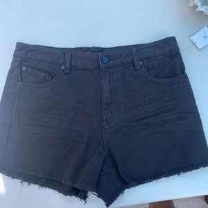 volcom brand new black shorts with tag